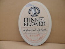 Box Steam Brewery Funnel Blower Ale Beer Pump Clip face Bar Collectible 97