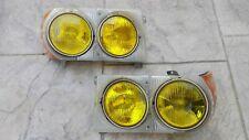 Mercedes SL/SLC R/C W 107 380 450 500 560 AMG BOSCH Yellow HELLA Euro Headlights