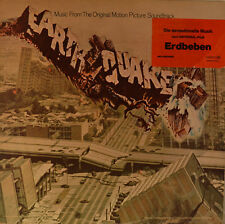 "OST - SOUNDTRACK - EARTH QUAKE - JOHN WILLIAMS  12"" LP (L905)"