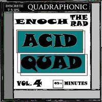 ACID QUAD vol.4 Quadraphonic Reel tape ENOCH THE RAD