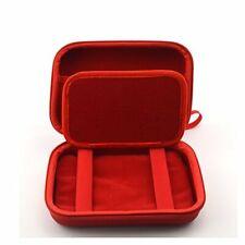 Hard Carry Case Bag Cover For TomTom Start 42 40 25 20 Go 40 Sat Nav GPS Red