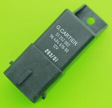 9640469680 Genuine Peugeot 207 308 407 Diesel Relay Glow Plugs 8-Pin 51252002