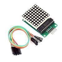 MAX7219 MAX7219EWG Dot matrix module MCU control Display module DIY kit