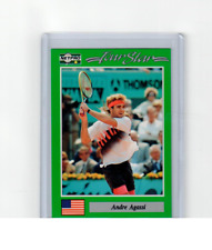 1991 Netpro Andre Agassi Rookie Card RC