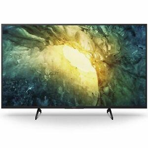 """Sony KD49X7052PBU 49"""" 4K Ultra LED Smart TV"""