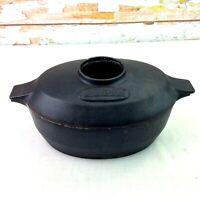 "Vintage LL Bean Cast Iron Wood Stove Steamer 12"" Humidifier 1 Gallon USA"
