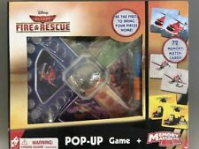 Disney Planes Fires & Rescue Pop-Up Game & Memory Maker (2 in 1 Game Set)