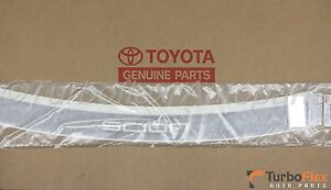 Scion xB 2011-2015  Rear Bumper Applique Genuine OEM PT747-52110