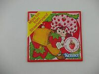 1980 Strawberry Shortcake Doll Mini Catalog by Kenner Pamphlet Brochure Insert 3