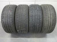 4x Winterreifen Pirelli Sottozero Winter 240 Serie II 225/40 R18 92V RSC *