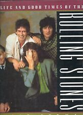 ROLLING STONES - LIFE AND GOOD TIMES OF..- HB, DJ -1989