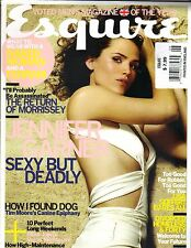JENNIFER GARNER ALIAS UK Esquire Magazine 6/04 MORRISSEY LISA SEIFFERT PC