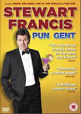 Stewart Francis: Pungent DVD (2016) Stewart Francis ***NEW***