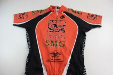 Champion System Sovereign Capital Logo Cycling Shirt Small S