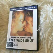 STANLEY KUBRICK'S EYES WIDE SHUT DVD.