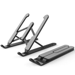 Foldable Laptop Stand Portable Support Base Notebook Holder for Macbook HP