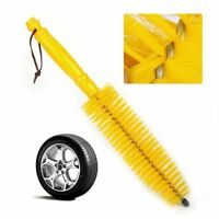 Auto Tool Tyre Cleaning Car Alloy Wheel Brush Vehicle Wash Tire Rim Cleaner New!