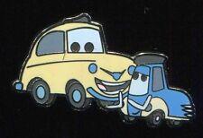 Pixar Cars Kitsch Mini Luigi & Guido Disney Pin 102812