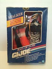 "1991 GI JOE HALL OF FAME 12""  STALKER  ELECTRONIC LIGHT AND SOUND BATTLE WEAPON"