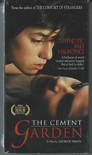 The Cement Garden=Rare New Factory Sealed VHS w/Free Shipping!