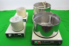 Job Lot Faulty Buchi Laboratory Lab Equipment 2 x Water Baths 461/5, 2 x HB-140