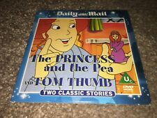 THE PRINCESS AND THE PEA & TOM THUMB Two Classic Stories Childrens Kids DVD