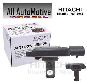 Mass Air Flow Sensor New OE Hitachi MAF0005 fits GM LeSabre Regal Camaro 3.8 V6