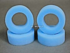 RC 1/10 FOAM INSERTS For RALLY/STREET WHEELS - 4PCS -