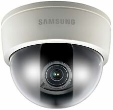 "Samsung SCD-2081 1/3"" True Day/Night 650TVL High Resolution CCTV Dome Camera"