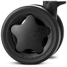 QUINNY FRONT COMPLETE WHEEL FOR QUINNY ZAPP / ZAPP XTRA BLACK LIMITED