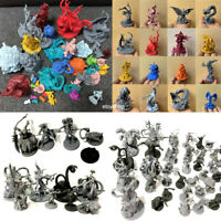 LOT Dungeons & Dragon D&D Role-Playing Miniatures Game figure monster toy