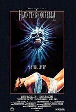 """THE HAUNTING OF MORELLA - 27""""x40"""" Original Movie Poster One Sheet 1990 Rolled"""