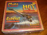 More Hot Country Requests LP various SEALED
