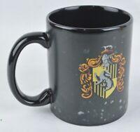 TYPO Harry Potter Hufflepuff Coffee Tea Mug Black Ceramic Stoneware