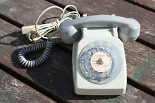 ancien telephone gris des année 70