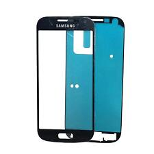 ORIGINAL Samsung Galaxy S4 Mini i9195-i9190  Glas Glass Front Touchscreen Blau