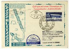 ÖSTERREICH - FDC Nr. 1058 aus GRAZ befördert mit DÜSENJÄGER und U-BOOT - LESEN