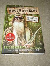 Happy,Happy,Happy: My Life & Legacy as the Duck Commander Dynasty Phil Robertsom