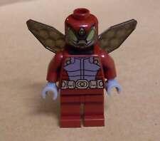 Lego Superhelden - Beetle Figur mit Flügeln Käfer Insekt Super Heroes rot Neu