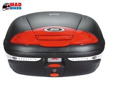NEW GIVI E450N / E450 SIMPLY 2 MONOLOCK MOTORCYCLE, SCOOTER TOP BOX LUGGAGE CASE