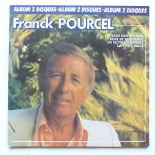 FRANCK POURCEL Le beau Danube bleu ... 2XLP    2C156 72617/8