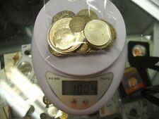 10 Ounces Mixed World Silver Coinage North & South America Europe Free Shipping
