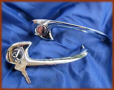 LANCIA FLAMINIA / MASERATI MISTRAL / FERRARI 250 - Pair door handles