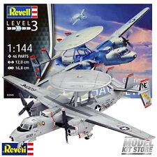 Grumman E-2C Hawkeye - 1/144 Revell Model Modern Military #3945 New