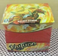 Kaijudo Rise of the Duel Masters Competitive Decks Sealed ROCKET STORM (8 Decks)