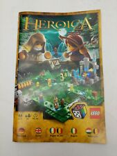 LEGO Games Waldurk Forest (3858) Instructions only game play