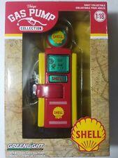 Greenlight green machine shell gas pump