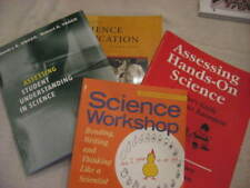 4 books Teaching and / or Assessing Science