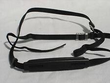 Genuine vintage Olympus camera neck strap
