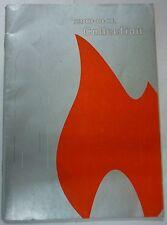 ZIPPO. Collection 2001. Europe. Catálogo 2001